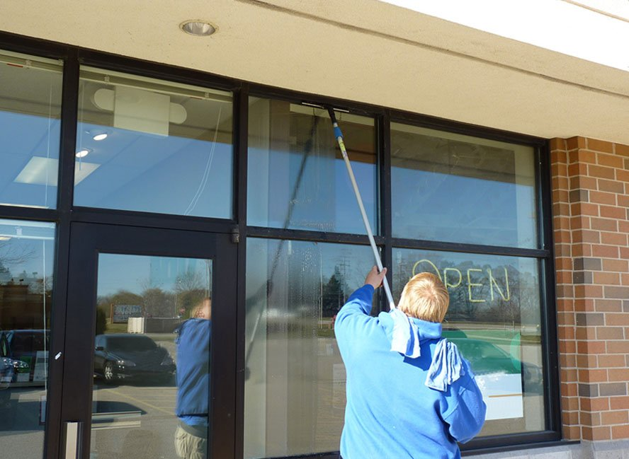 shopfront cleaning